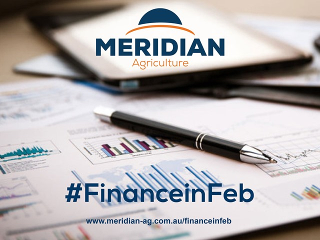 Finance In February | Meridian Agriculture
